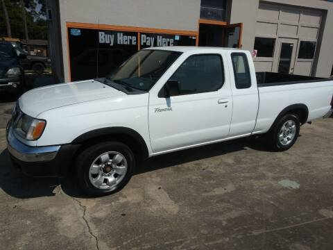 1998 Nissan Frontier for sale at QUALITY AUTO SALES OF FLORIDA in New Port Richey FL