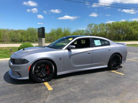 2016 Dodge Charger for sale at Fox Valley Motorworks in Lake In The Hills IL