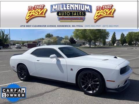 2020 Dodge Challenger for sale at Millennium Auto Sales in Kennewick WA