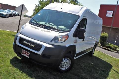 2019 RAM ProMaster Cargo for sale at Quality Auto Center in Springfield NJ