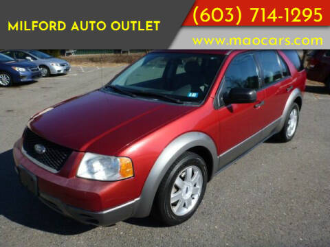 2005 Ford Freestyle for sale at Milford Auto Outlet in Milford NH