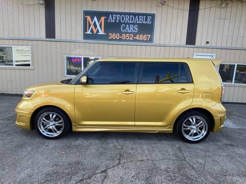 2008 Scion xB for sale at M & A Affordable Cars in Vancouver WA