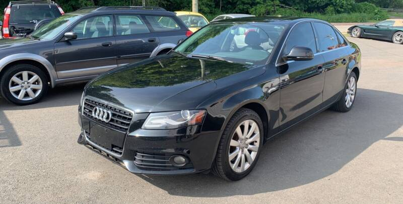 2009 Audi A4 for sale at Manchester Auto Sales in Manchester CT
