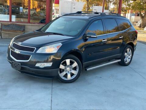 2011 Chevrolet Traverse for sale at ALIC MOTORS in Boise ID