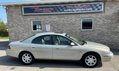 2003 Mercury Sable for sale at Xcelerator Auto LLC in Indiana PA
