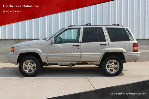 1997 Jeep Grand Cherokee for sale at Harchelroad Motors, Inc. in Imperial NE