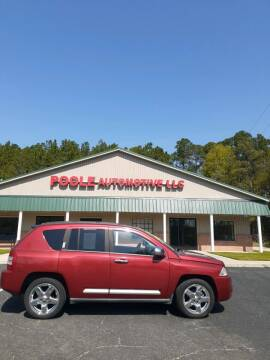 2009 Jeep Compass for sale at Poole Automotive in Laurinburg NC