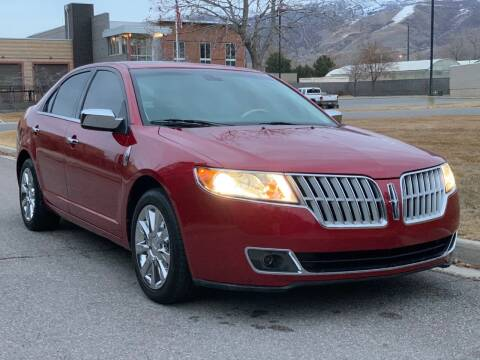 2011 Lincoln MKZ for sale at A.I. Monroe Auto Sales in Bountiful UT