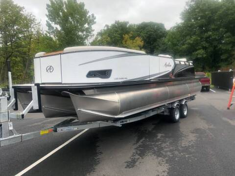 2021 Avalon 24' LSZ Versatile Rear Lounge for sale at GT Toyz Motor Sports & Marine - GT Toyz Marine in Clifton Park NY