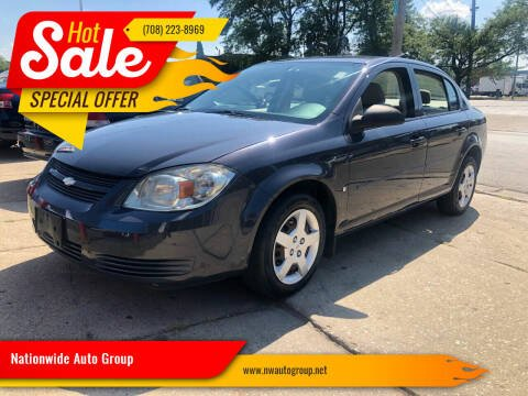 2008 Chevrolet Cobalt for sale at Nationwide Auto Group in Melrose Park IL