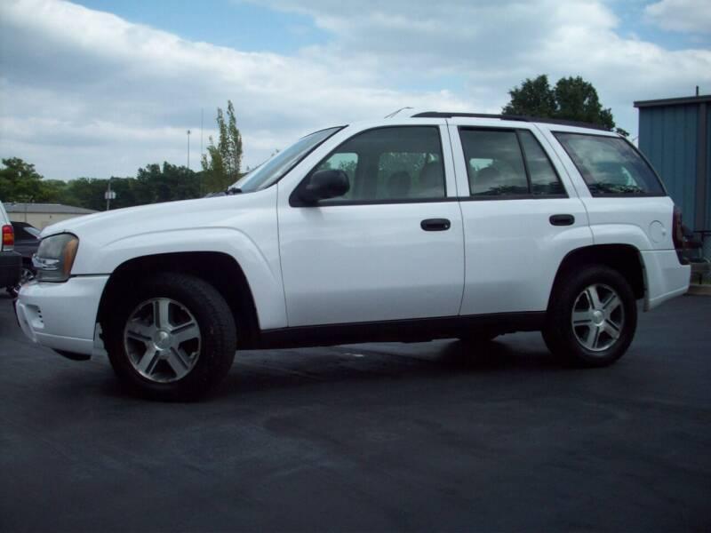 2006 Chevrolet TrailBlazer for sale at Whitney Motor CO in Merriam KS