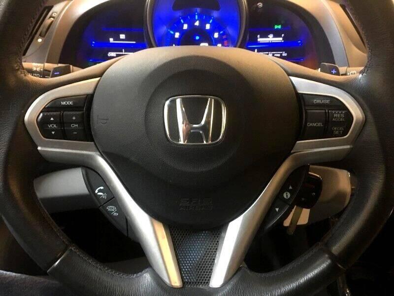 2011 Honda CR-Z 3dr CVT EX - Strasburg ND