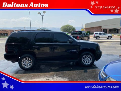 2008 GMC Yukon for sale at Daltons Autos in Grand Junction CO