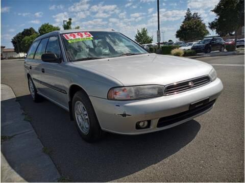 1995 Subaru Legacy for sale at D & I Auto Sales in Modesto CA
