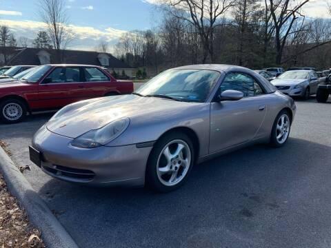 2001 Porsche 911 for sale at ROBERT MOTORCARS in Woodbury CT