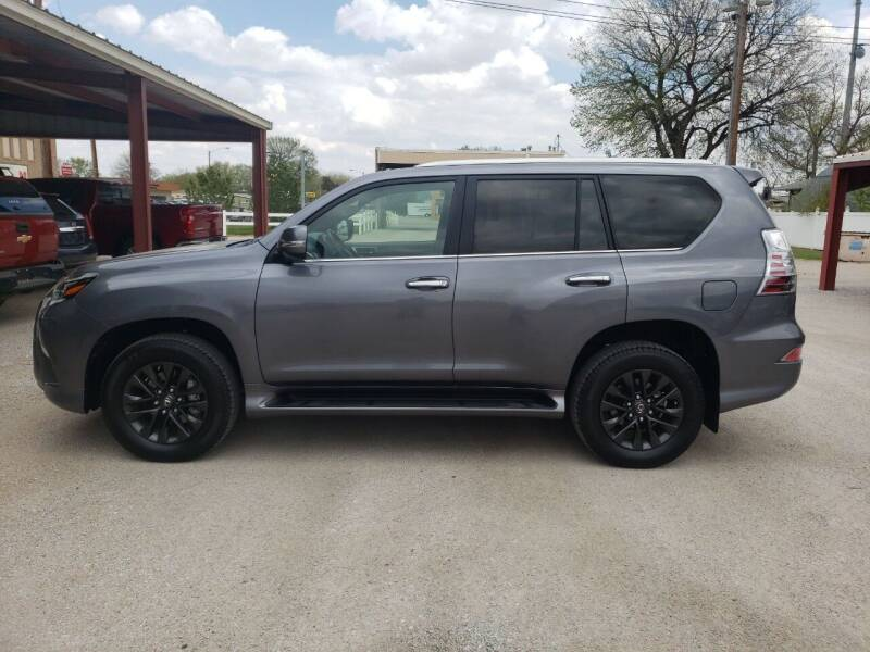 2020 Lexus GX 460 for sale at Faw Motor Co in Cambridge NE