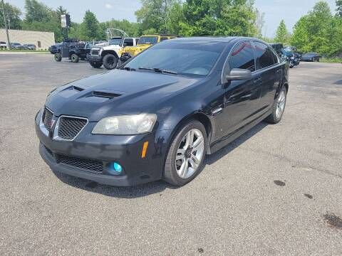 2008 Pontiac G8 for sale at Cruisin' Auto Sales in Madison IN