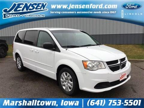 2015 Dodge Grand Caravan for sale at JENSEN FORD LINCOLN MERCURY in Marshalltown IA