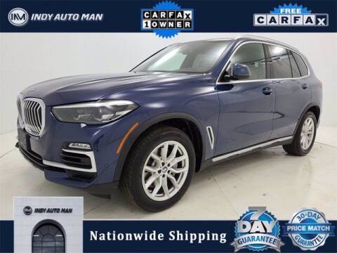 2019 BMW X5 for sale at INDY AUTO MAN in Indianapolis IN