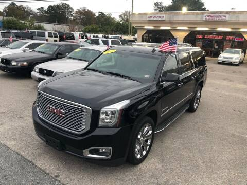 2015 GMC Yukon XL for sale at Mega Autosports in Chesapeake VA