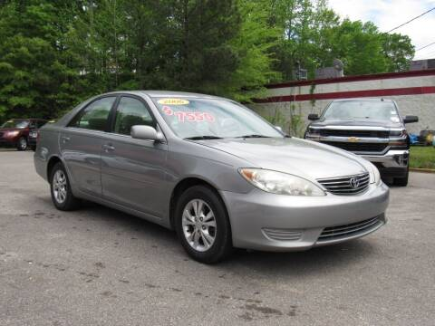 2006 Toyota Camry for sale at Discount Auto Sales in Pell City AL