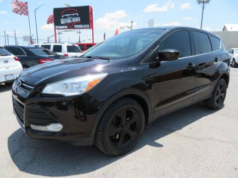2013 Ford Escape for sale at Moving Rides in El Paso TX