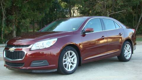 2016 Chevrolet Malibu Limited for sale at Red Rock Auto LLC in Oklahoma City OK