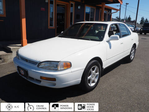 1996 Toyota Camry for sale at Sabeti Motors in Tacoma WA