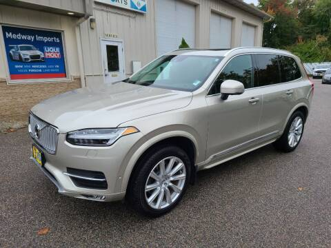 2018 Volvo XC90 for sale at Medway Imports in Medway MA