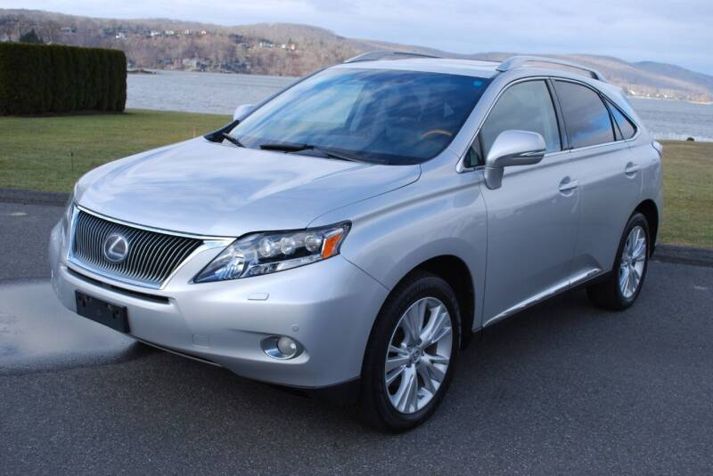 2010 Lexus RX 450h for sale at New Milford Motors in New Milford CT