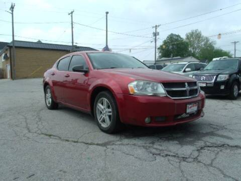 2008 Dodge Avenger for sale at ROYAL AUTO SALES INC in Omaha NE