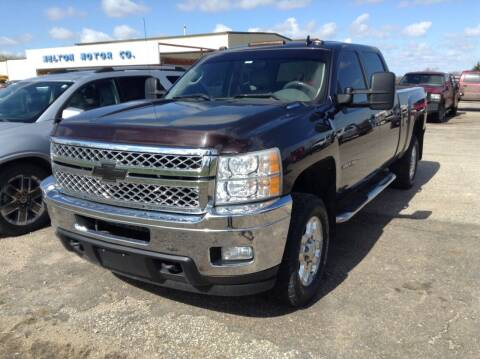 2011 Chevrolet Silverado 2500HD for sale at Melton Chevrolet in Belleville KS