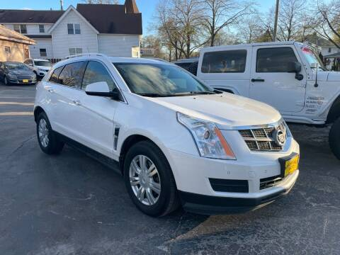 2011 Cadillac SRX for sale at AFFORDABLE AUTO, LLC in Green Bay WI