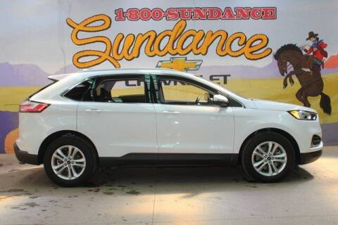 2019 Ford Edge for sale at Sundance Chevrolet in Grand Ledge MI