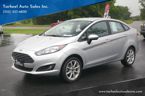 2019 Ford Fiesta for sale at Tarheel Auto Sales Inc. in Rocky Mount NC