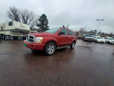 2006 Dodge Durango for sale at Geareys Auto Sales of Sioux Falls, LLC in Sioux Falls SD