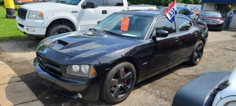2008 Dodge Charger for sale at Steve's Auto Sales in Madison WI