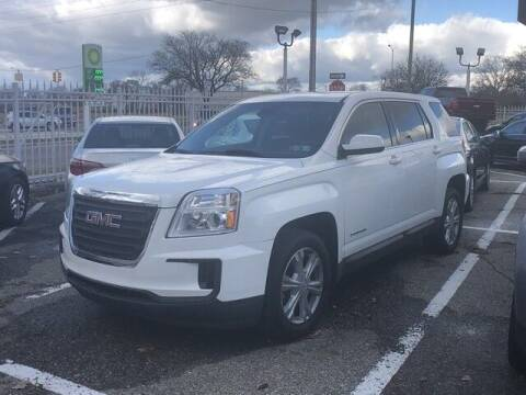 2017 GMC Terrain for sale at SOUTHFIELD QUALITY CARS in Detroit MI