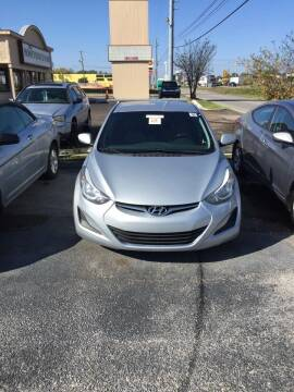 2014 Hyundai Elantra for sale at Dependable Auto Sales in Montgomery AL