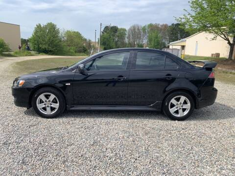 2013 Mitsubishi Lancer for sale at MEEK MOTORS in North Chesterfield VA