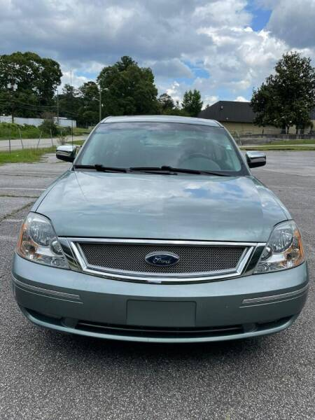 2007 Ford Five Hundred for sale at Affordable Dream Cars in Lake City GA