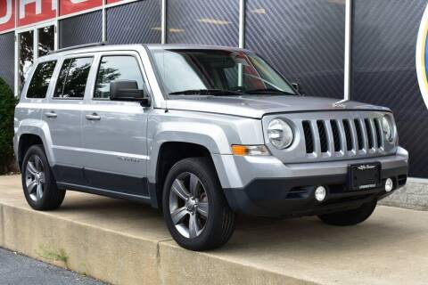 2015 Jeep Patriot for sale at Alfa Romeo & Fiat of Strongsville in Strongsville OH