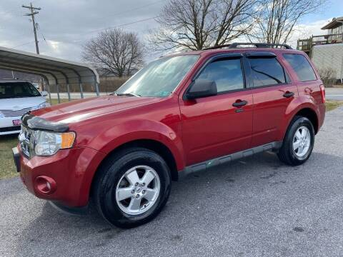 2012 Ford Escape for sale at Finish Line Auto Sales in Thomasville PA
