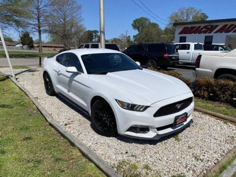 2015 Ford Mustang for sale at Beach Auto Brokers in Norfolk VA