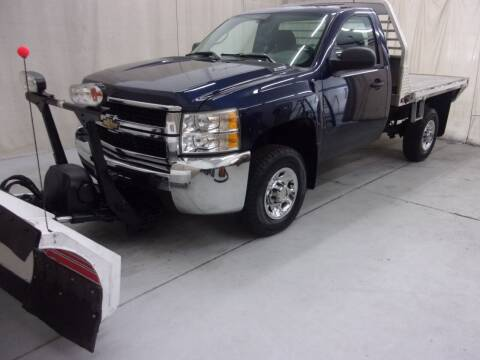 2010 Chevrolet Silverado 2500HD for sale at Paquet Auto Sales in Madison OH