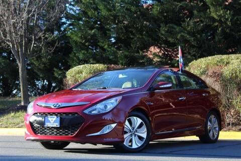 2015 Hyundai Sonata Hybrid for sale at Quality Auto in Sterling VA