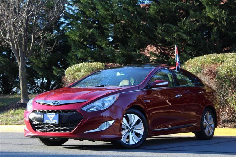 2015 Hyundai Sonata Hybrid for sale at Quality Auto in Manassas VA