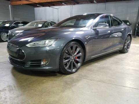 2014 Tesla Model S for sale at 916 Auto Mart ONLY $399 DOWN!!!* in Sacramento CA
