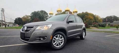2011 Volkswagen Tiguan for sale at Car Leaders NJ, LLC in Hasbrouck Heights NJ