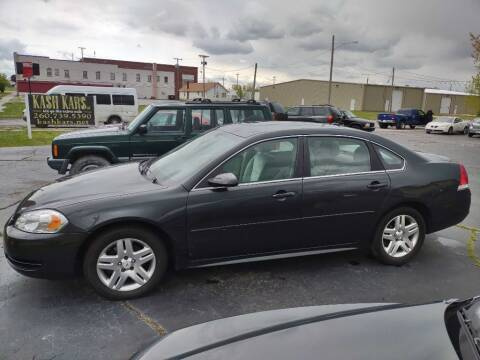 2016 Chevrolet Impala Limited for sale at Kash Kars in Fort Wayne IN